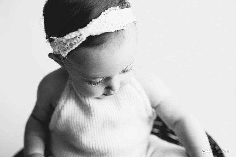 Orlando Baby Photographer | 10 month baby studio session